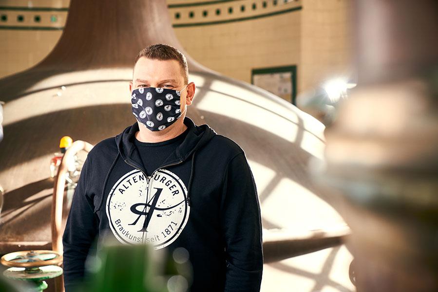Altenburger Maske